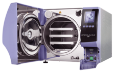 Our Cominox Autoclave